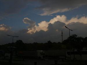 OLYMPUS OM SERIES (いつもの風景) アムステルダムAPからドイツ-ケルンへ** さすが風車の国  いたるところに風力
