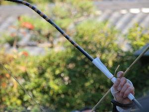 OLYMPUS OM SERIES (いつもの風景)護摩供 No-12656 お焚きあげの前に結界から 魔除け?の矢が東西南北 天空に放