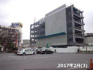 浦和駅周辺って変わるよね! 【散歩レポート683】 駅ビルOPENまで1ヶ月を切りました! http://www.geociti