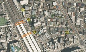 浦和駅周辺って変わるよね! ご報告ありがとうございます。 ①②は完成。③はもうすぐといった感じですね。 もうすぐ駅チカの駐車場跡