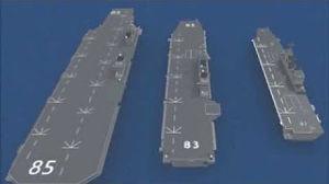 [ ● ] 大日本帝国は正義の国 ひゅうが型・いずも型護衛艦。 発展型。