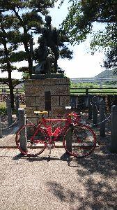 大田区周辺の自転車仲間募集! 今日はふらりさん、羽村まで行って来ました、 自転車日和でしたよ、気持ち良く走りました🚲