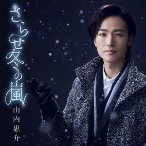 演歌歌手「山内惠介」さんを一押し!!しましょう 山内惠介さんの新曲  2018年度の  勝負曲  タイトル  『さらせ冬の嵐』🎶です。  3月28日