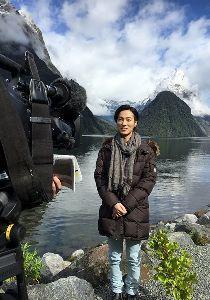 演歌歌手「山内惠介」さんを一押し!!しましょう 只今、山内惠介さんは  ある番組企画にて   撮影の為  ニュージーランドに滞在中で有ります。🍇🍷🍇