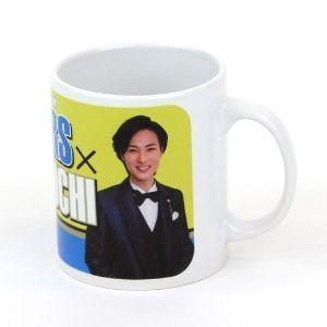 演歌歌手「山内惠介」さんを一押し!!しましょう 惠ちゃんグッズですよ。  日ハムとのコラボグッズです。🙆  マグカップが欲しいよね。🤗  タペストリ