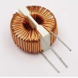 フリーエネルギーの発見 ●(続2)ファインメット 秋月電子で販売しているファインメットの コモンモードノイズフィルタ(チョー