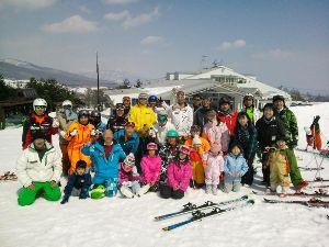 スキーが上手くなりたい!!そんな方へ 埼玉県熊谷市のスキークラブです。 - スキーが上手くなりたいけど、回りに一緒に滑ってくれる人が居ない