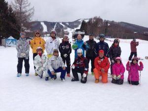 スキーが上手くなりたい!!そんな方へ 今年は、トータル4名の方が、参加して頂きました。ありがとうございます。 こちらの掲載するのは、検索サ
