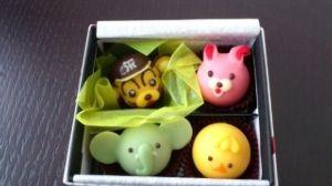 新・白雲斎の部屋 白雲斎君へ(o^^o)チョコどうぞ♪