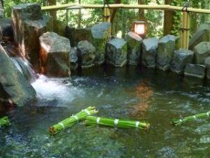 町屋の路地で 近所の銭湯ではこの三日間、菖蒲湯を楽しませてくれています  明日、散歩がてらに浸かってきます