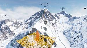 『語り得ぬもの』を語るのも楽しい\(^o^)/ globe → Everest