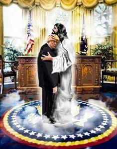 8591 - オリックス(株) 共和党の諸君!! トランプ大統領には、鈴を付けても無駄だよ。 サルグツワを咬ませないと!😁 神の御加