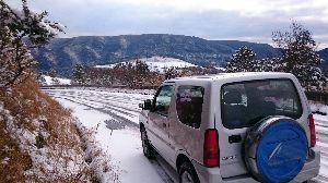 人恋しや こんばんは。  ようやく、冬を楽しめました。  さとさん地方なら、まだまだ深く冬を楽しめそうですね。