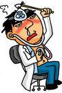 【50代からのしりとり】 医者の不養生・・・う  「紺屋の白袴」に似てますね。