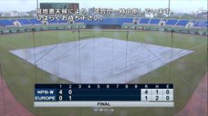 ドラゴンズ「応援!」専用板 雨でノーゲームです なお宗選手、自分で歩くことはできるそうです