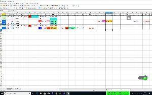 テクニカルチャート 30分足 一本(1銘柄)勝負。 改めておはようございます。 ようやく管理台帳&分析表の整理が終わりました。 18日分から貼り付けます