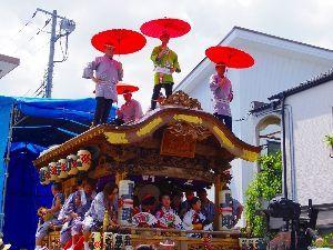 箱根の質問何でも下さい。 昨日は朝から千葉の成田山祇園祭に行ってきました。 毎年この時期に大名行列保存会の役員皆さんで 祭りの