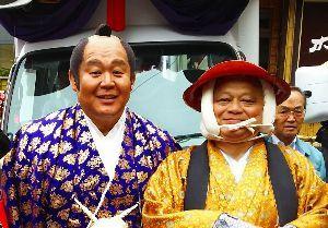 箱根の質問何でも下さい。 箱根大名行列 無事に事故無く終了しました。 出演 スタッフ総勢752名の大勢の協力での無事故終了でし