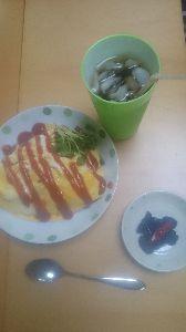 ★☆★☆★愛 (=^ェ^=)  ★☆★ライス様★☆★  こんにちは~~★☆★   アハハ、簡単、朝食を  たべまし