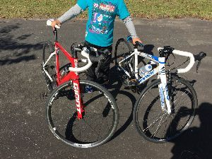 ・・・♪関西♪自転車好きな人♪・・・ 自転車乗ると調子が良くなるよな。 通勤、旅行にバイクが欠かせない。