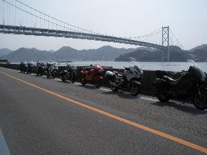 岡山近郊のBMW乗りライダー様 昨日は、早島へ回るつもりが、道を間違え岡山方面に乗ったので 総社経由での帰宅。 30分程ロスでしたが