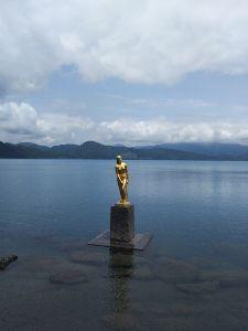 一日の想い出 こんばんはー写真上手くアップ出来るかな?田沢湖です