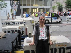 お暇な時間にどうぞ~♪ 先年、2016年7月、 アメリカ合衆国のニューヨークに行ったときに、 マンハッタンを見物したときのも
