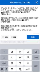 5103 - 昭和ホールディングス(株) 、