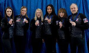 徒然なるままに( ^^) _U~~ 2016年 女子カーリング世界選手権  第2応援チームの Russia は、3年連続となる3位。 銅