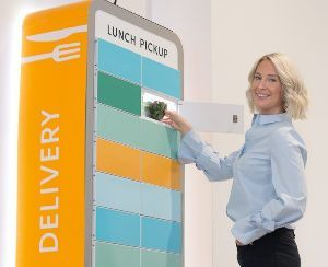 Food Tech Minnow Launches its Lunch Delivery Pods in Portlan