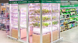 Food Tech InFarm's High-Tech Vertical Farms Head to Ca