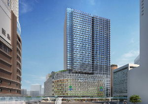 8242 - エイチ・ツー・オー リテイリング(株) 竣工予定の阪神百貨店の高層階オフィス(大阪梅田ツインタワーサウス)の需要は、どんな感じなのかな? 既