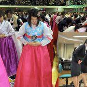 日本なのだから朝鮮式お辞儀はやめてください