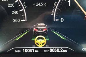 ZMPとZMP関連銘柄を語る >日々是修行 【BMWの最新型運転アシストの実力が判りました~】 2017年9月22日 [日々是修行