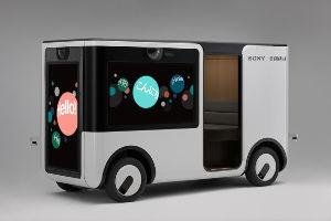 ZMPとZMP関連銘柄を語る ⬆ソニーの「SC-1」 2019年8月22日 【ソニーとヤマ発が低速自動運転車を開発、4Kモニターで