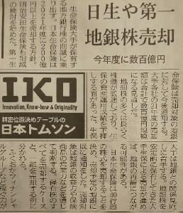 8366 - (株)滋賀銀行 地方銀行に逆風が吹き荒れるぞ‼️  一旦、売却をお奨めします~🎵