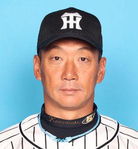 プロ野球 阪神 典型的な朝鮮人の顔は、これ!