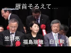 大阪府知事選挙 見てる限りじゃこの参院選、どうも、岡田と志位にほころびが出て 多弱がますます弱くなり、五円禿げの生活