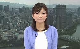 NHKの女子アナを応援しよう! 朝のニュースの気象情報、山神明理さん。