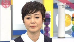 NHKの女子アナを応援しよう! 可愛いのを1枚