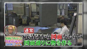 7746 - 岡本硝子(株) 夢を買え  撮影後トランスポンダ球が信号を船から受信しおもりを切り離して浮上する 浮上後はGPSで位
