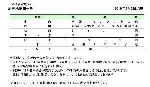 9861 - (株)吉野家ホールディングス キタ――(゚∀゚)――!!  牛丼の玉ねぎ (´~`)モグモグ