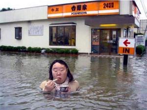 9861 - (株)吉野家ホールディングス ここは災難に強いのは御存知頂いてますでしょう
