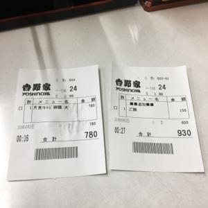 9861 - (株)吉野家ホールディングス 嫌い! 恥かいた。 いつでも無料にしておけよ。 金より腹が立ったわ笑 ドヤ顔で伝票おかれたし。