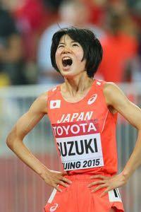 本当にどうでもええつぶやき〜 2度目のフルマラソンで見事に内定って 鈴木亜由子選手はお見事やなぁ… しかも名古屋大学