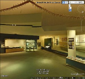 長崎が好き・・・ 博物館などの建造物をGoogleで検索するのは大変便利ですが、今はその建造物の内部まで見ることができ
