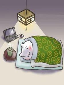 3765 - ガンホー・オンライン・エンターテイメント(株) どうせ、明日になったら、大暴落するんだろうから寝るもんね。