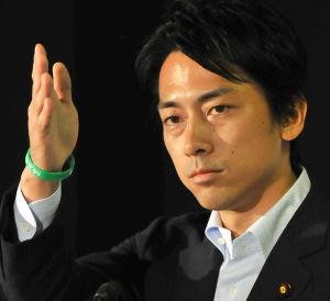 A.J OF THE METAGALAXY ! 8(o^A^o)8 小泉進次郎Jedi、 Jedi council councillorに昇格です。  半端ない反発です