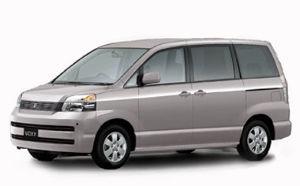 ひらがな しりとり ゔぉくしー  トヨタの車です!!  silver craneさん、こんばんわ!!