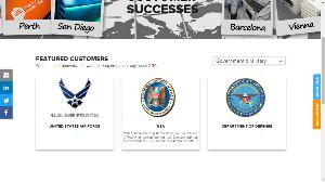 7869 - 日本フォームサービス(株) 米国空軍、国家安全保障局、国防総省などの政府機関にも食い込んでいる。